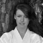 Co-Trainerin Natalia Grybos, 2. Dan