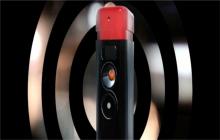 """""""The Defender"""" Sicherheitsgadget 2.0. Pfefferspray, Kamera, Sirene, GPS-Notsignal und Smartphone-App in Einem..."""