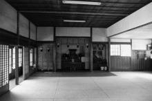 02_inside_Ibaraki_shibu_dojo(Iwama-dojo)