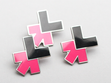 #HeForShe-Kampagne Pins